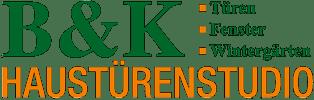 B&K Knoop Fenster Türen Wintergärten Logo