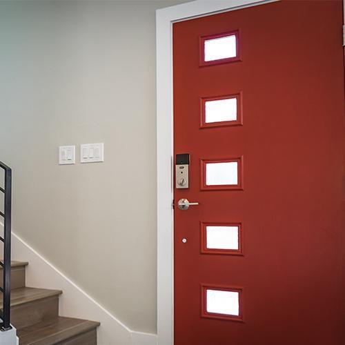 Haustüren, Türenbau