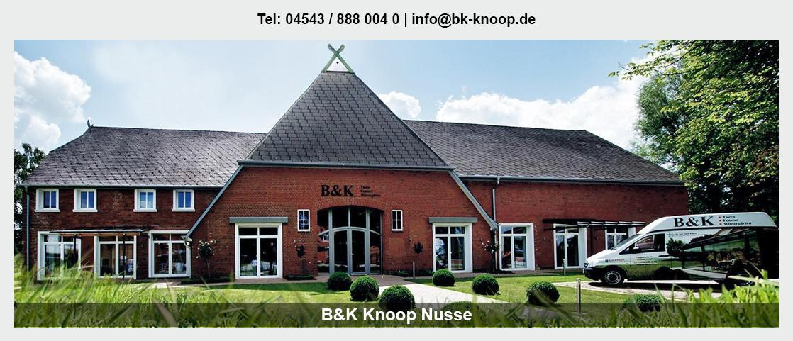 Fenster für Schenefeld - B&K: Terrassenüberdachung, Wintergarten