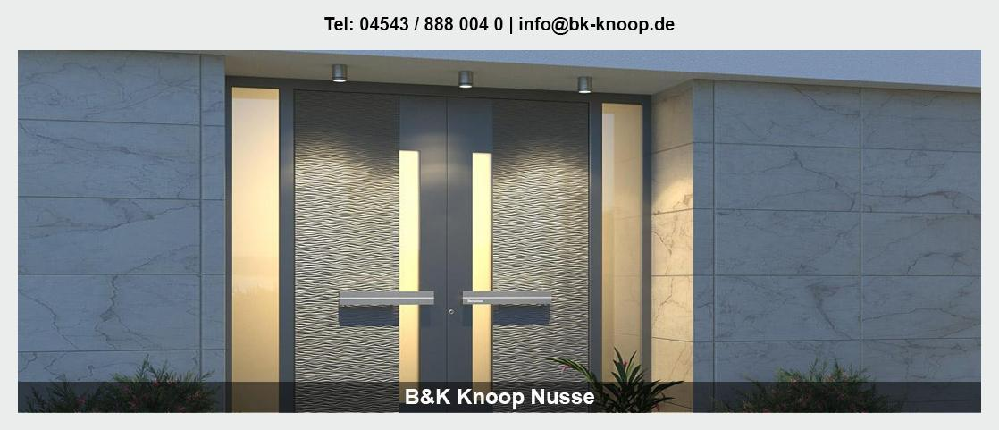 Fenster Drelsdorf - B&K: Terrassenüberdachung, Glasfassaden
