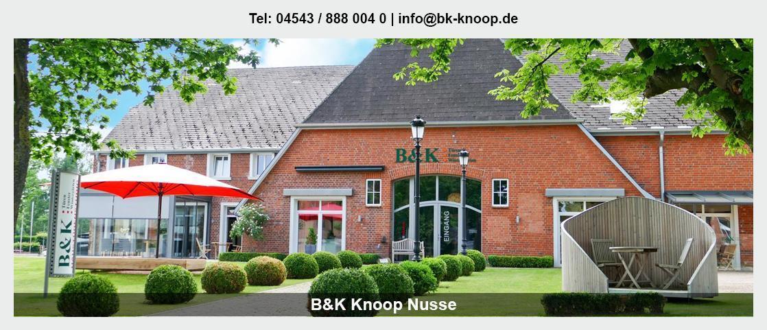 Fenster für Eißendorf (Hamburg) - B&K: Terrassenüberdachungen, Haustüren